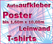 clickandprint.de   Aufkleber, Poster Shirts und mehr online gestalten und bestellen
